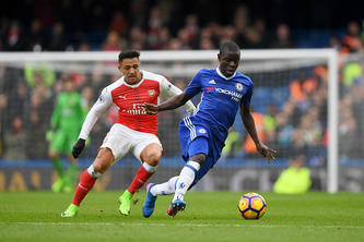 Where Kanté is – there is a victory