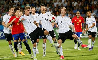 Germany has won youth Euro