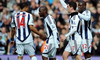 West Bromwich  Season: 2012/13
