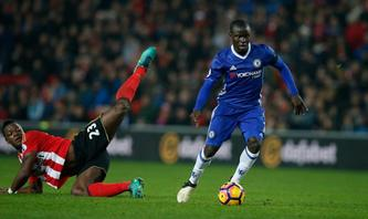 N'Golo began to play