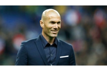 Zidane has taken 25 football players