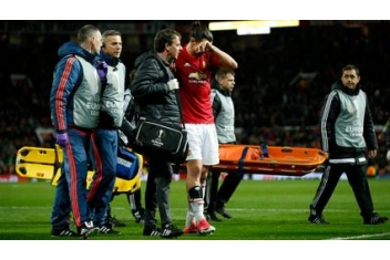 The career of Ibrahimovic can be finished because of a knee injury