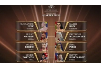 World boxing super series: betting and predictions