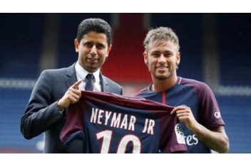 Neymar (Barcelona - PSG) - €222 million