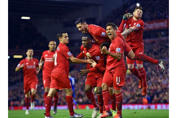 Liverpool to become the champion of LE
