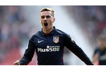 ​Griezmann is named the best football player of 2016 by France Football