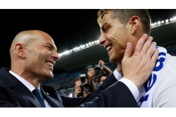 Zidane - the best La Liga coach