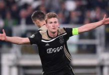 Ajax won in Turin